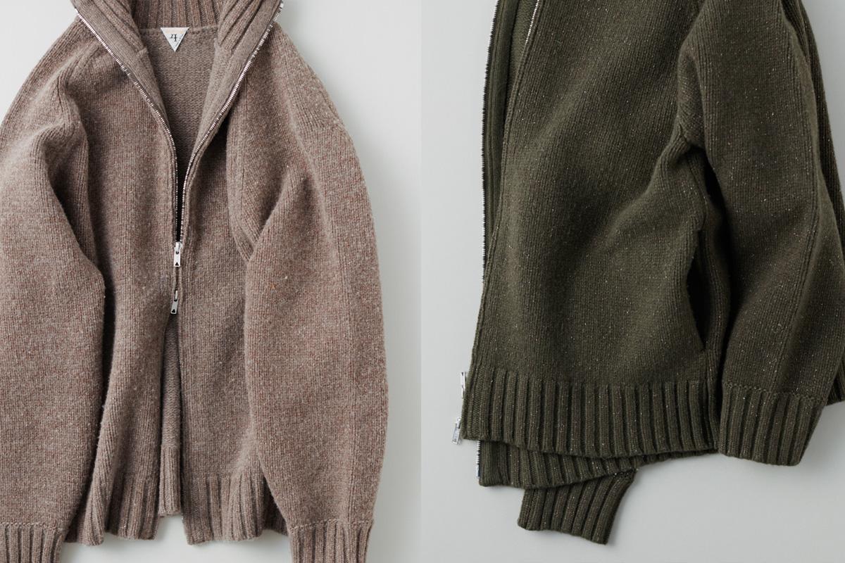 21AF New Zealand Merino wool tenjiku