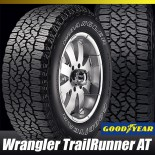[255/70R18] GOODYEAR WRANGLER TrailRunner AT WH 【C.O.C】