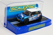 新品C3528 SCALEX BMW Mini 2012 Challenge