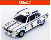 予約RRbe17 トロフュー 1/43 BMW 2002 1973 SPA24h #71 H. Hirth / G. Mohrs